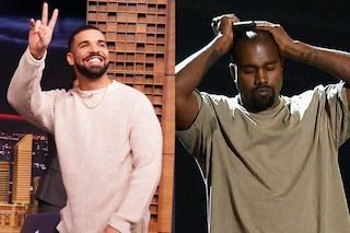 Drake supera Kanye West e batte il record di stream nelle prime 24 ore su Spotify e Apple Music