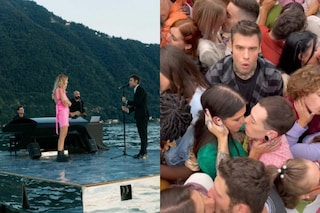 """La #vogliadifuturo impazza su TikTok e Fedez spoilera il video de """"Meglio del cinema"""""""
