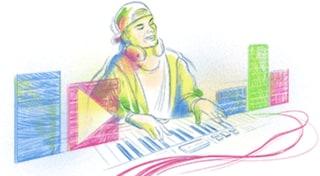Il ricordo di Google con un Doodle per Avicii: oggi avrebbe compiuto 32 anni