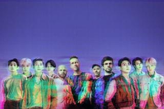 I Coldplay duetteranno coi BTS in My Universe: tutti voglio un feat della band K-Pop