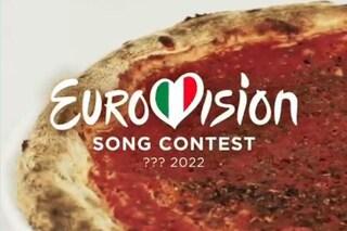 Eurovision 2022, polemiche per la pizza come simbolo dell'Italia, in attesa della città ospitante