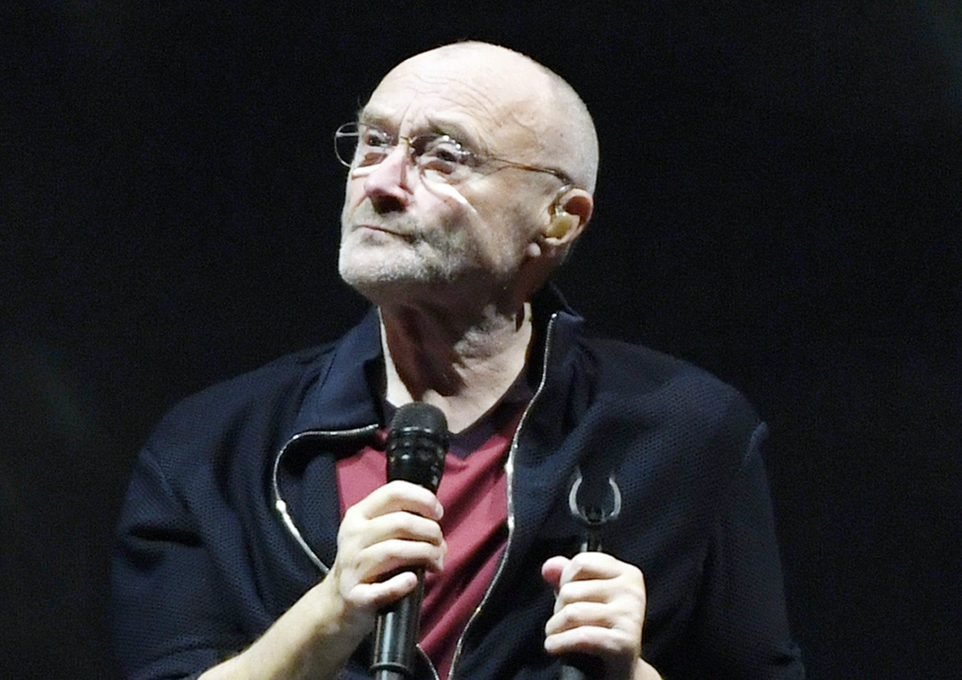 Phil Collins (Photo by Ethan Miller/Getty Images)