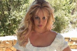 """""""Mi avete resa libera dalla tutela"""", Britney Spears ringrazia il movimento Free Britney"""