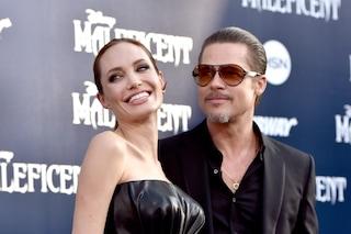 """Angelina Jolie sul matrimonio con Brad Pitt: """"E' un duro lavoro"""""""