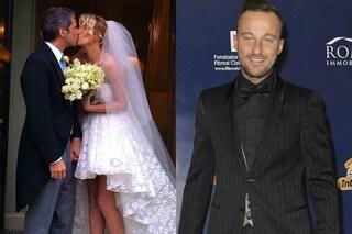 """Alessia Marcuzzi sposa, Facchinetti: """"Felice per lei, tra noi il bene resta"""""""