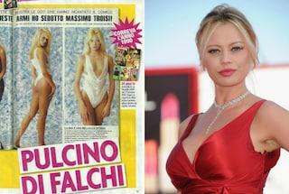 Anna Falchi ieri e oggi, ma la bellezza è sempre quella