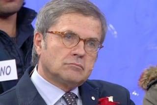 """Giuliano: """"Sono un pensionato che si dedica ai genitori anziani e guarda UeD"""""""