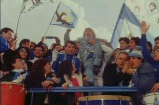 Il Napoli vince la Supercoppa e a Nino D'Angelo ricresce il caschetto