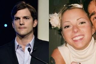 Ashton Kutcher testimonierà contro il killer che uccise la sua ragazza 14 anni fa