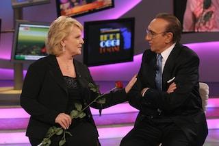"""Pippo Baudo: """"Non dormivo pensando ai soldi per il divorzio da Katia"""""""