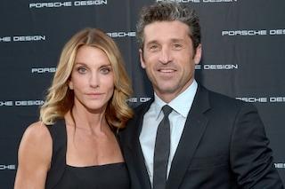 """Patrick Dempsey di """"Grey's Anatomy"""" divorzia dopo 15 anni di matrimonio"""