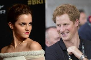 """""""Emma Watson e il principe Harry si stanno frequentando"""", arriva la smentita"""