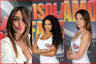 Fanny Neguesha, Cristina Buccino e Melissa P. in nomination