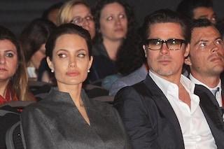 Incidente in casa Jolie-Pitt, vigili del fuoco e paramedici sul posto