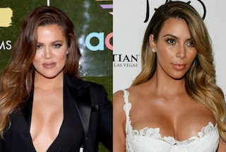 Khloe e Kim Kardashian vittime di un incidente stradale
