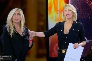 Alessia Marcuzzi salva Cristina Buccino dalle nomination: è polemica