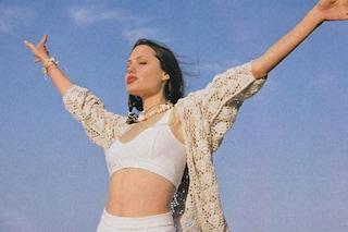 Quando Angelina Jolie aveva solo 18 anni, le foto da una rivista del '93