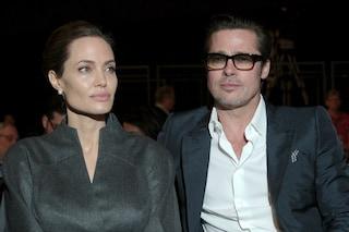 Brad Pitt vicino alla Jolie per l'intervento: 'Ha preso un aereo ed è corso da me'