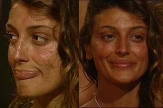 """La Buccino e il viso devastato dai mosquito """"inviati dalla moglie di Belli"""""""