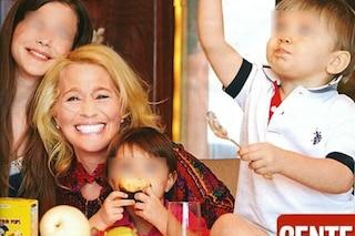 """Heather Parisi a Dolce e Gabbana: """"Sono madre di due bambini sintetici"""""""