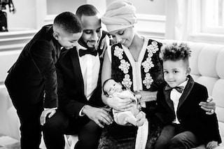 Alicia Keys presenta l'adorabile Genesis Ali Dean, il figlio nato due mesi fa