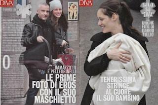 Eros Ramazzotti e Marica Pellegrinelli, prima uscita con Gabrio Tullio (FOTO)
