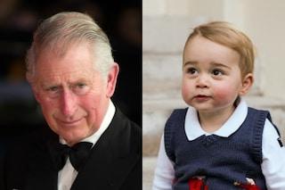Il principe Carlo in crisi perché non gli fanno vedere il nipote George