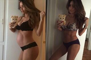 """Sparita la pancia della """"mamma anoressica"""" a soli 4 giorni dal parto"""
