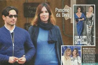 Silvia Toffanin darà un fratellino a Lorenzo, ma di matrimonio non se ne parla