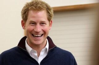 """L'appello di Harry d'Inghilterra: """"Voglio anch'io un figlio, cerco una fidanzata"""""""