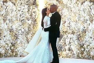Kim Kardashian e Kanye West si risposano a Parigi (e affittano la Tour Eiffel)
