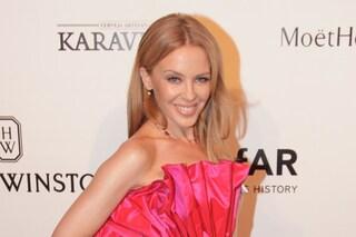 """Kylie Minogue: """"Cerco l'uomo giusto, e pazienza se è calvo e con la pancetta"""""""