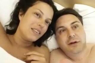 """Sara Tommasi e Andrea Diprè: """"Sposi a Montecarlo con rito dipreista"""" (VIDEO)"""