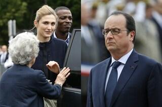Julie Gayet allo scoperto con Hollande, prime foto insieme dopo lo scandalo