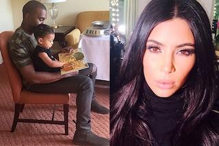 Kim Kardashian e Kanye West aspettano un maschietto, l'annuncio su instagram
