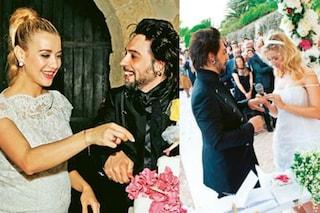 Francesco Sarcina ha sposato Clizia Incorvaia (FOTO)