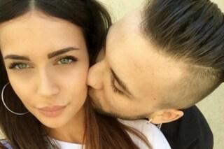 """La prima foto di Briga con Ludovica, il rapper romantico: """"Giro intorno a te"""""""