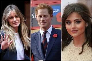 Il Principe Harry fa il doppio gioco, diviso tra Jenna Coleman e Cressida Bonas