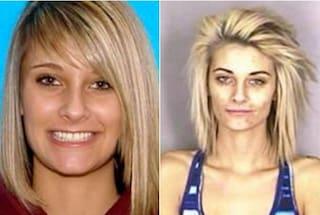 Il volto di una ex reginetta di bellezza deturpato dall'eroina (FOTO)