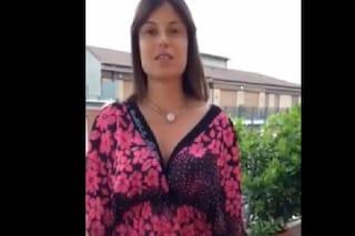 """Sara Tommasi: """"Mi dissocio da Andrea Diprè, i video che pubblica non sono recenti"""""""