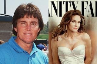 """La trasformazione di Bruce Jenner, il """"papà"""" di Kim Kardashian diventa Caitlyn"""