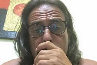 """Sfogo di Marco Baldini su Facebook: """"Io sarò credulone, ma non mi proponete più niente"""""""