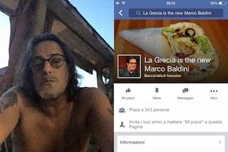 """Marco Baldini deriso su Facebook: """"Vi auguro di vivere il mio stesso calvario"""""""