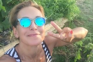 """Barbara D'Urso: """"Sono una donna fragile ma non mi faccio bloccare dall'ansia"""""""