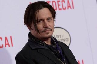 Johnny Depp compra un'isola greca per 4,2 milioni di euro