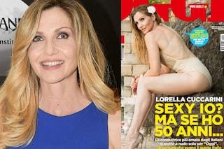 """Lorella Cuccarini alle soglie dei 50 anni: """"Sexy io? Voglio diventare nonna"""""""