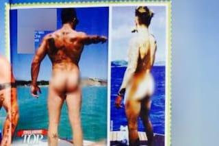 """Simone Coccia Colaiuta scopre il Lato B sui social: """"Sono più bello di Justin Bieber"""""""