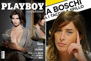 Playboy torna in edicola, la protagonista è il ministro Maria Elena Boschi