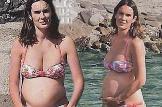 """""""Silvia Toffanin aspetta una femmina"""", lo dichiara un collaboratore di Verissimo"""