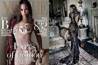 Beyoncé nude look per Vogue Usa fa impazzire i fan (FOTO)